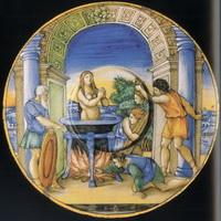 Блюдо (Италия, 1530)